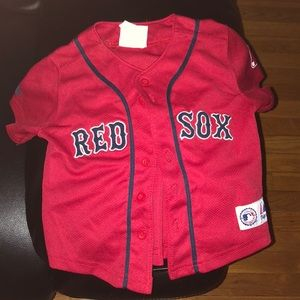 ❌FINAL PRICE Red Sox jersey Toddler